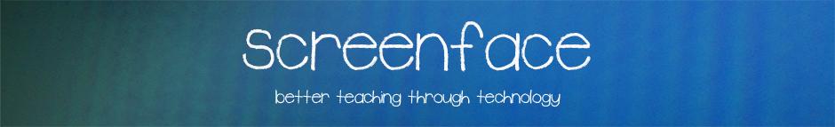 screenface banner